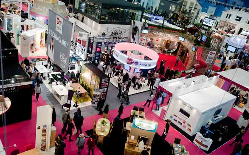 Exhibition & Trade Fairs